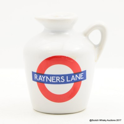 Macallan 10 Year Old Underground Series Rayners Lane Ceramic Mini 5cl