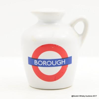 Macallan 10 Year Old Underground Series Borough Ceramic Mini 5cl
