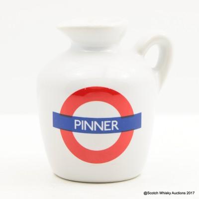 Macallan 10 Year Old Underground Series Pinner Ceramic Mini 5cl