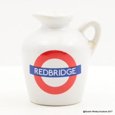Macallan 10 Year Old Underground Series Redbridge Ceramic Mini 5cl