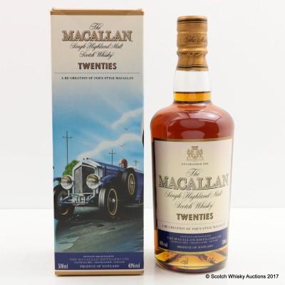 Macallan Decades Twenties 50cl
