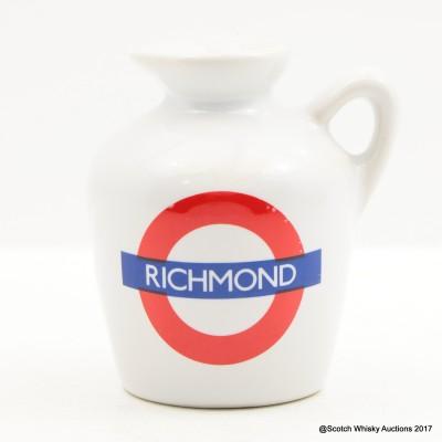 Macallan 10 Year Old Underground Series Richmond Ceramic Mini 5cl