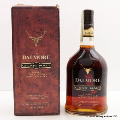 Dalmore Cigar Malt Old Style