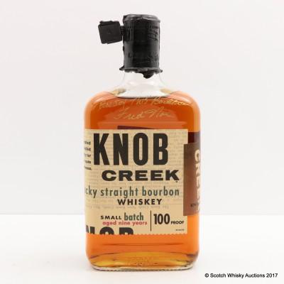 Knob Creek 9 Year Old Small Batch