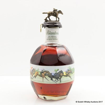 Blanton's Single Barrel 60th Anniversary La Maison Du Whisky