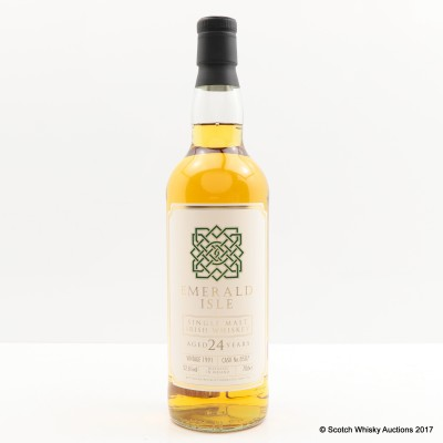 Emerald Isle 1991 24 Year Old Single Cask #8507