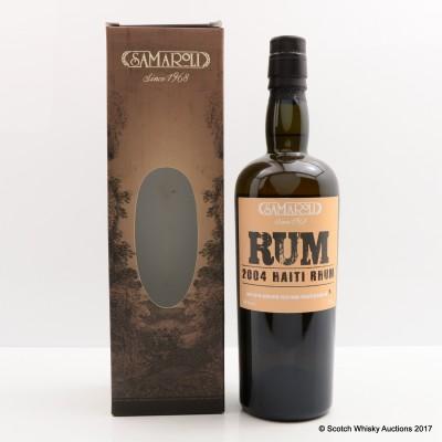 Haiti 2004 Rum Samaroli