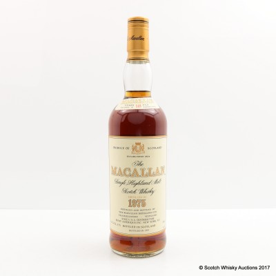 Macallan 18 Year Old 1975 75cl