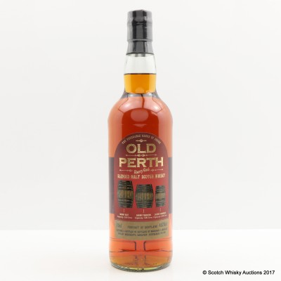 Old Perth Sherry Cask Blended Whisky