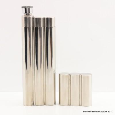 Double Cigar Holder & Flask
