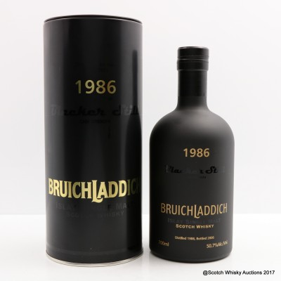 Bruichladdich Blacker Still 1986