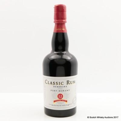 Port Morant 1986 12 Year Old Classic Rum