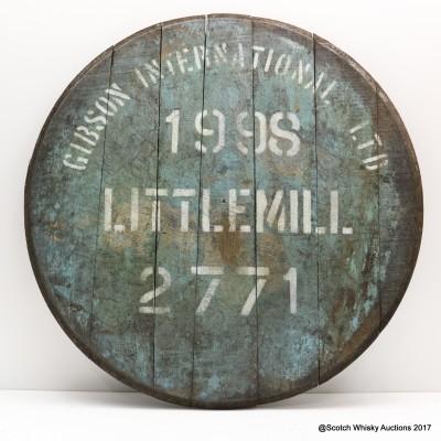 Littlemill Decorative Cask End