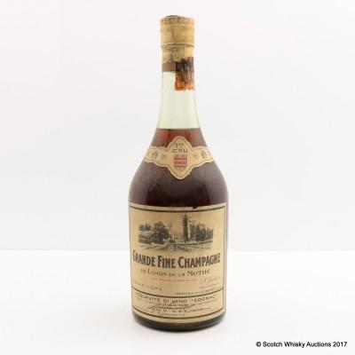 Logis de la Mothe Premier Cru Grande Fine Champagne Cognac 75cl