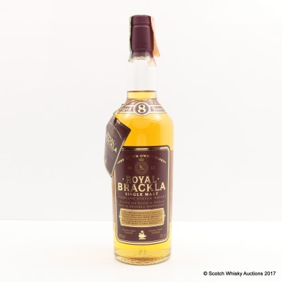 Royal Brackla 8 Year Old
