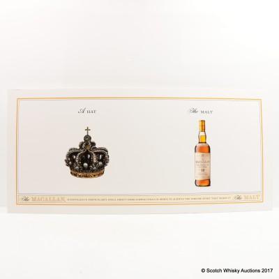 Macallan Advert Crown