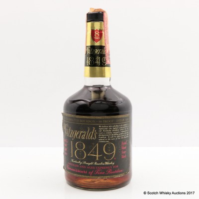 Old Fitzgerald 1849 8 Year Old Bourbon 75cl