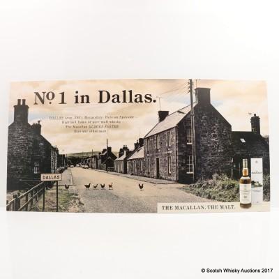 Macallan Advert Dallas