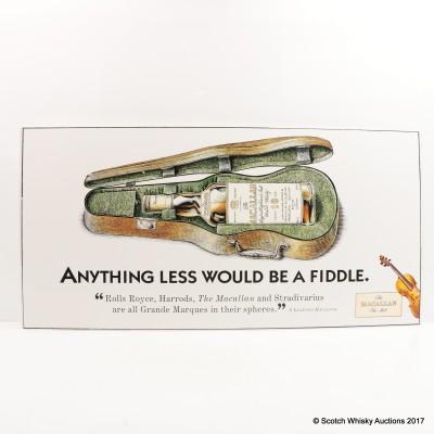 Macallan Advert Fiddle