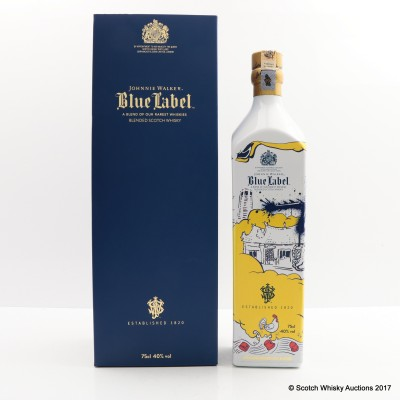 Johnnie Walker Blue Label Chinese New Year 2017 Limited Edition 75cl