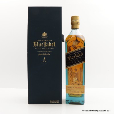 Johnnie Walker Blue Label Manila Limited Edition 75cl