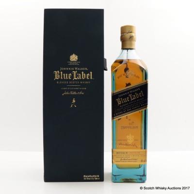 Johnnie Walker Blue Label Philippine Limited Edition 75cl