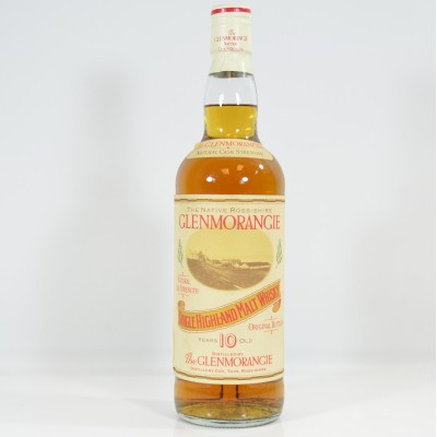 Glenmorangie Cask Strength 10 Year Old 75cl