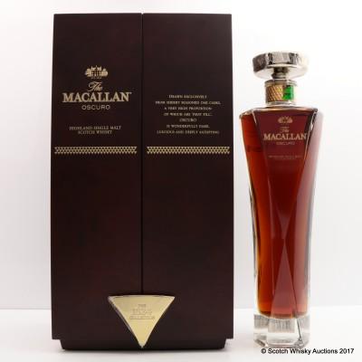 Macallan Oscuro
