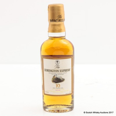 Edrington Express 10 Year Old Mini 5cl