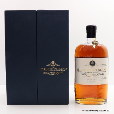 Edrington 33 Year Old Blend 150th Anniversary