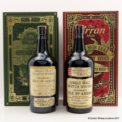 Arran Smugglers' Series - Volume One 'The Illicit Stills' & Volume Two 'The High Seas'