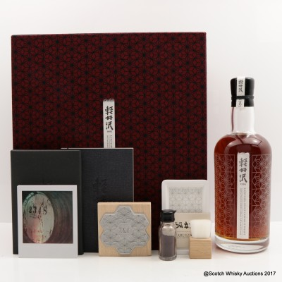 Karuizawa 1965 50 Year Old Single Cask #2372 for La Maison du Whisky