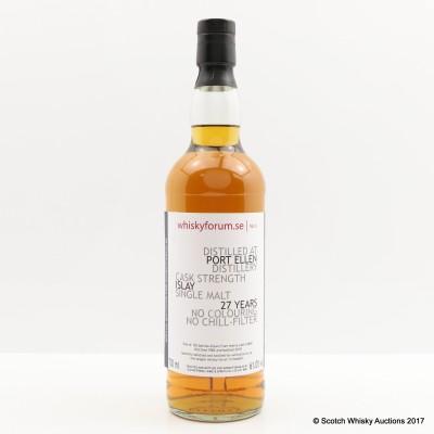 Port Ellen 1982 27 Year Old Whiskyforum.se