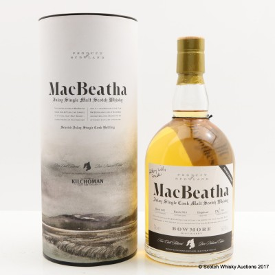 Bowmore 1997 MacBeatha Fourth Edition