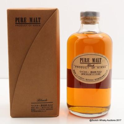 Nikka Pure Malt Black 50cl