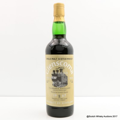 Ardbeg 1967 32 Year Old Glenscoma For SCOMA GmbH
