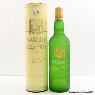 Wallace Single Malt Liqueur