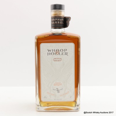 Whoop & Holler 28 Year Old American Whisky