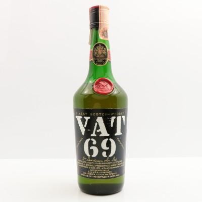 Vat 69 75cl