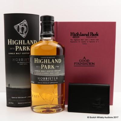 Highland Park Hobbister, Highland Park - Orkney Stories Book & Branded Card Wallet