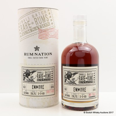 Enmore 1997 Small Batch Rum Nation