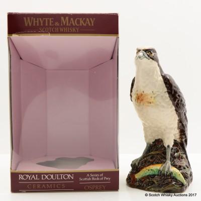 Whyte & Mackay Osprey Ceramic Decanter 35cl