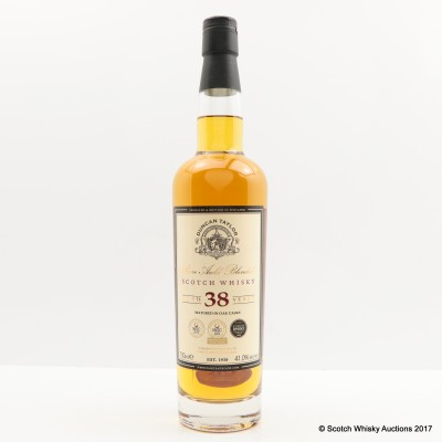 Duncan Taylor 38 Year Old Rare Auld Blend