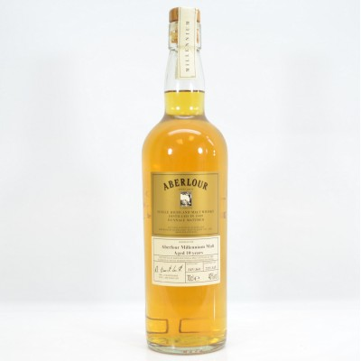 Aberlour Millennium Malt 10 Year Old