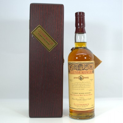Glenmorangie Claret Wood Boxed