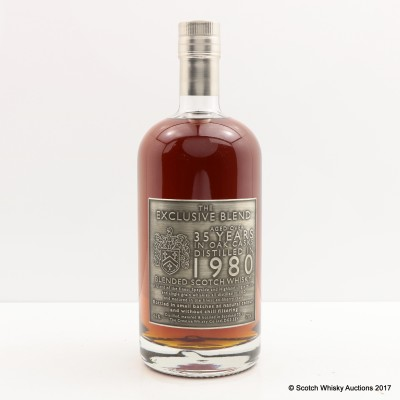 Creative Whisky Co Exclusive Blend 1980 35 Year Old