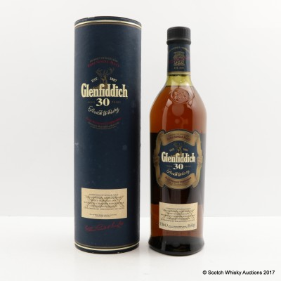 Glenfiddich 30 Year Old