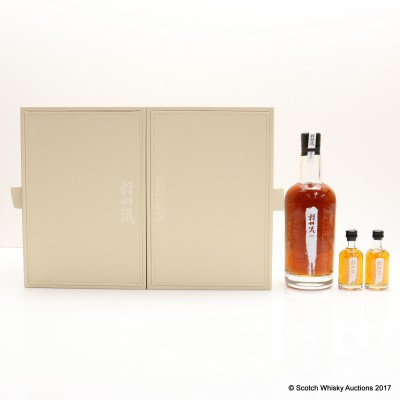 Karuizawa 1965 Japonisme Edition For La Maison du Whisky 60th Anniversary