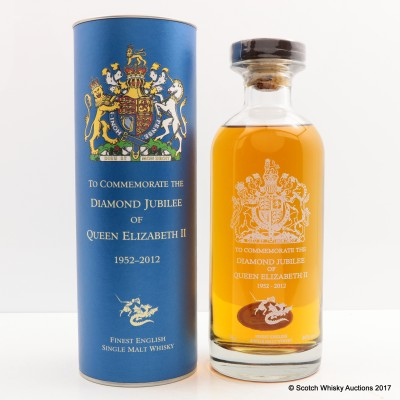 English Whisky Co Diamond Jubilee