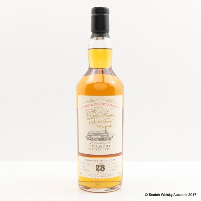 Tormore 1988 28 Year Old Single Malts of Scotland